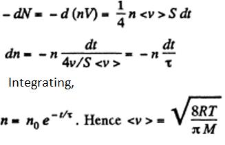 IE IRODOV Transport Phenomena Solved Question 15