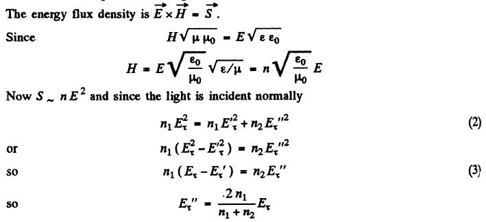 Solution Interference Of Light IE Irodov