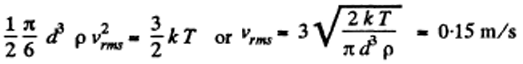 Solutions for IE IRODOV Chapter 2 Kinetic Theory of Gases