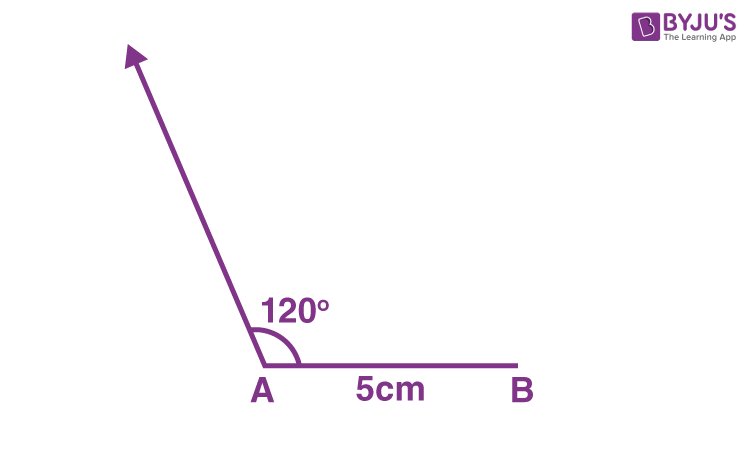 Construction of Quadrilaterals Example