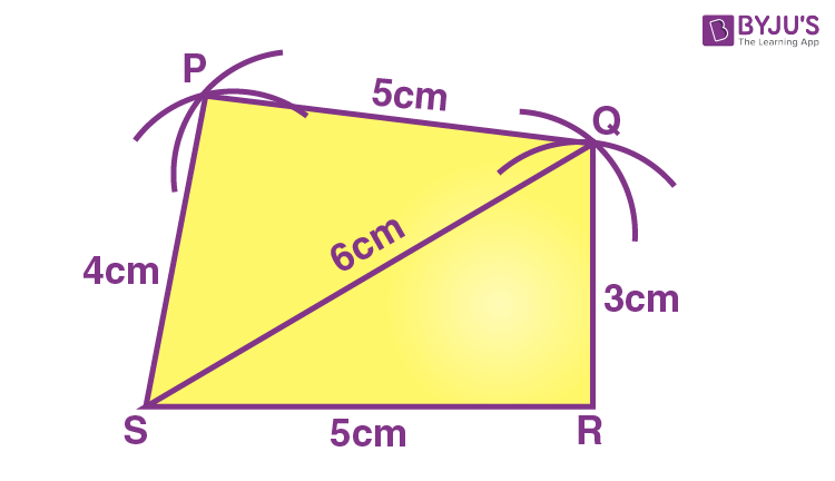 Construction of Quadrilaterals 5