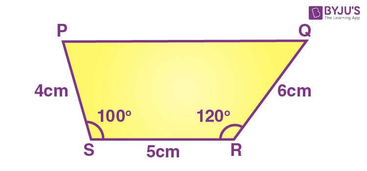 Construction of Quadrilaterals 6