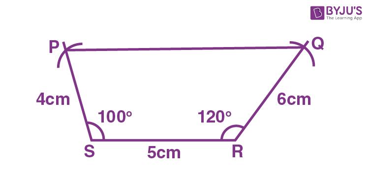 Construction of Quadrilaterals 10