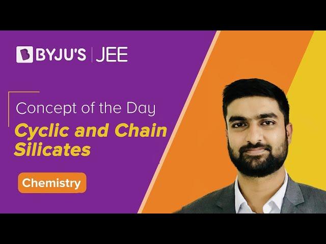 Cyclic and Chain Silicates