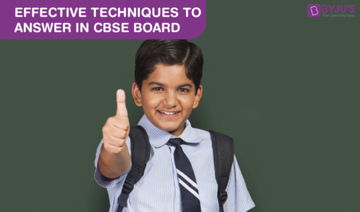 Effective-Techniques-to-Answer-in-CBSE-Board
