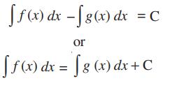 Indefinite integrals 10