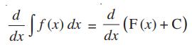 Indefinite integrals 5