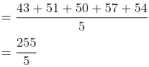 Concise Selina Solutions Class 9 Maths Chapter 19 Image 1