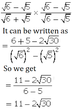 Concise Selina Solutions for Class 9 Maths Chapter 1 Ex 1(C) - 11