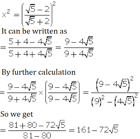 Concise Selina Solutions for Class 9 Maths Chapter 1 Ex 1(C) - 22