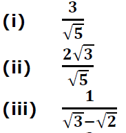 Concise Selina Solutions for Class 9 Maths Chapter 1 Ex 1(C) - 4