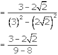 Concise Selina Solutions for Class 9 Maths Chapter 1 Ex 1(C) - 51