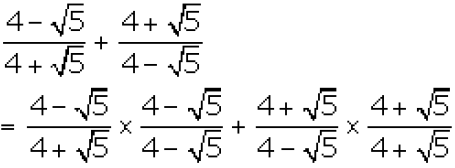 Concise Selina Solutions for Class 9 Maths Chapter 1 Ex 1(C) - 55
