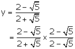 Concise Selina Solutions for Class 9 Maths Chapter 1 Ex 1(C) - 61