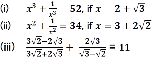 Concise Selina Solutions for Class 9 Maths Chapter 1 Ex 1(D) - 19