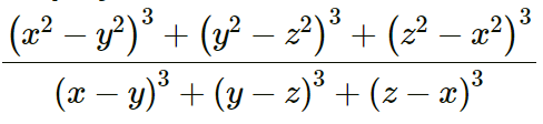 Concise Selina Solutions for Class 9 Maths Chapter 4 Expansions - 3