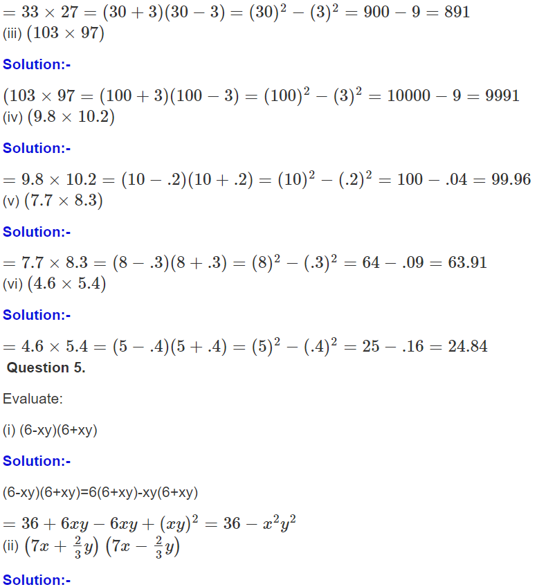 ICSE Class 8 Maths Selina Solutions Chapter 12 Image 7