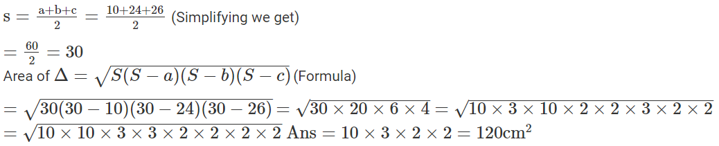 ICSE Class 8 Maths Selina Solutions Chapter 20 Image 1