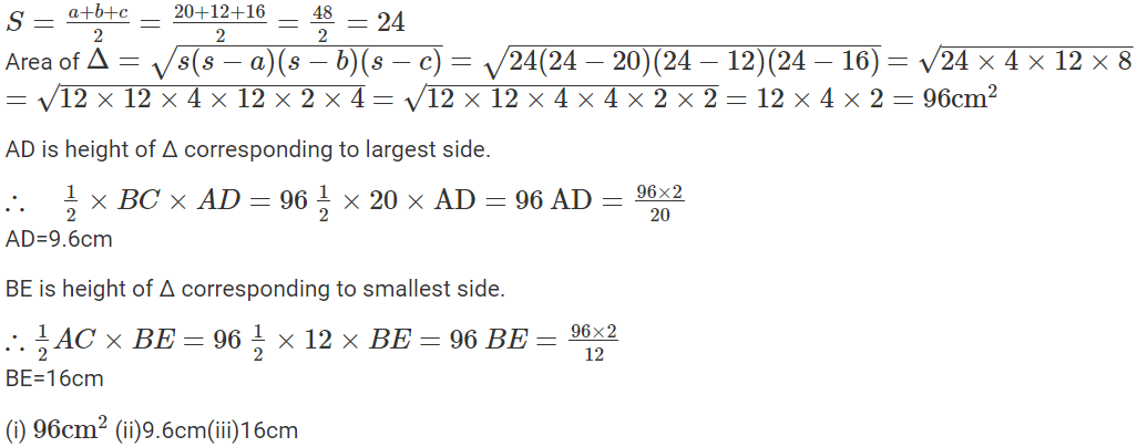 ICSE Class 8 Maths Selina Solutions Chapter 20 Image 6