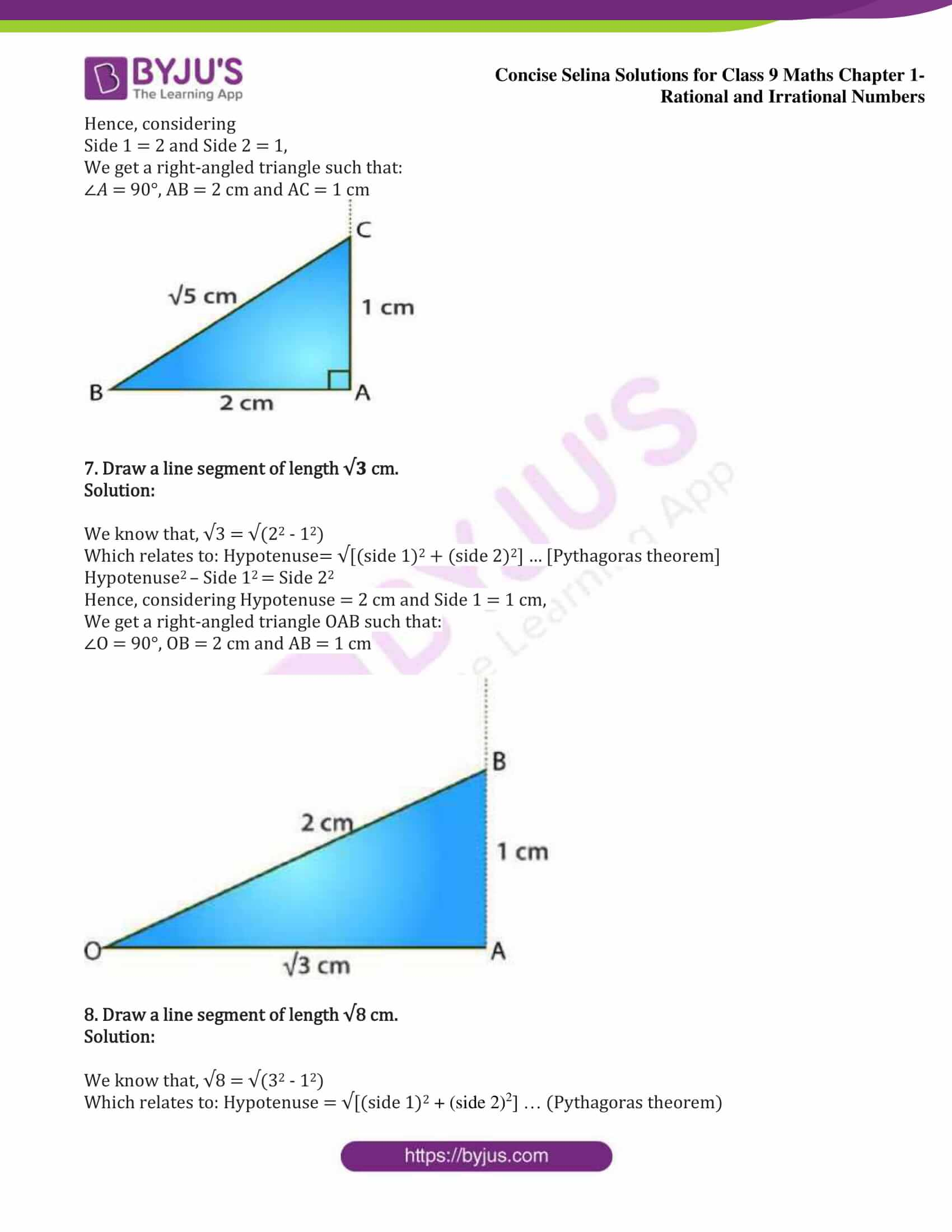icse class 9 maths may13 selina solutions chapter 1 rational and irrational numbers 37