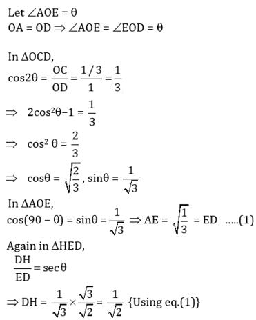 Maths 2016 Solved KVPY Paper