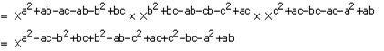 Concise Selina Solutions for Class 9 Maths Chapter 7 Ex 7(B) - 3
