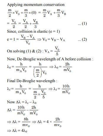 Sample Paper with Solutions r of JEE Main 2020 Physics Shift 1 - 4th Sept