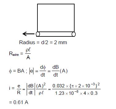 Sample Paper of JEE Main 2020 Physics Shift 2 - 3rd Sept