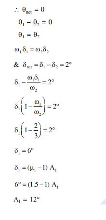 JEE Main 2021 March 16th Shift 2 Physics Paper Question 22 solution