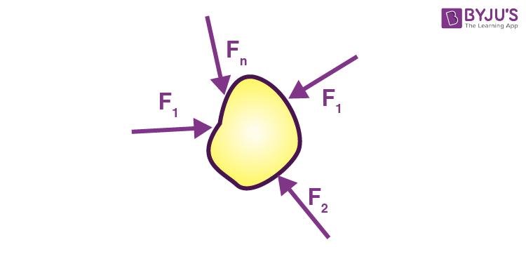 Net torque is zero for rotational equilibrium.