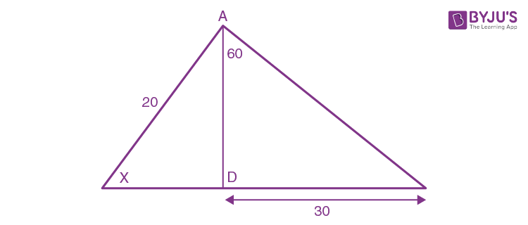 Concise Selina Solutions for Class 9 Maths Chapter 24 Ex 24 - 4
