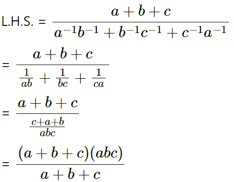 Concise Selina Solutions for Class 9 Maths Chapter 7 Ex 7(C) - 11
