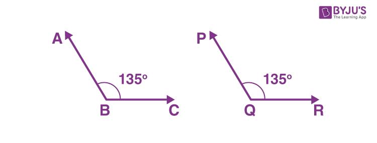 Congruent angles 1