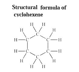 Cyclohexane-Structure