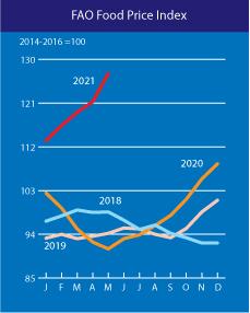 FAO Food Price Index - FFPI