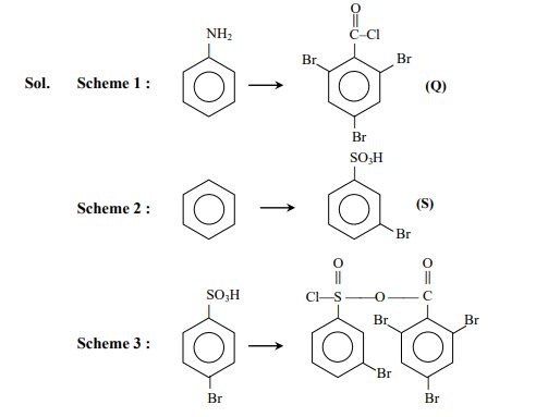 Solved Paper 1 for JEE Advanced Chemistry 2019