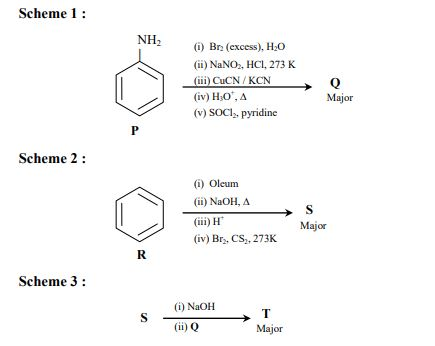 Solved JEE Advanced Chemistry 2019 Paper 1