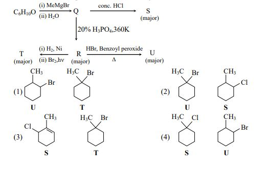 JEE Advanced Chemistry 2019 Paper Solution 9