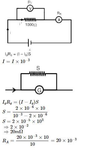 JEE Main 2019 Jan Shift 2 Physics Solutions