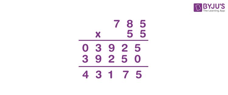 Multiplying decimals example 2