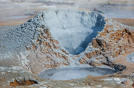 Mud Pots
