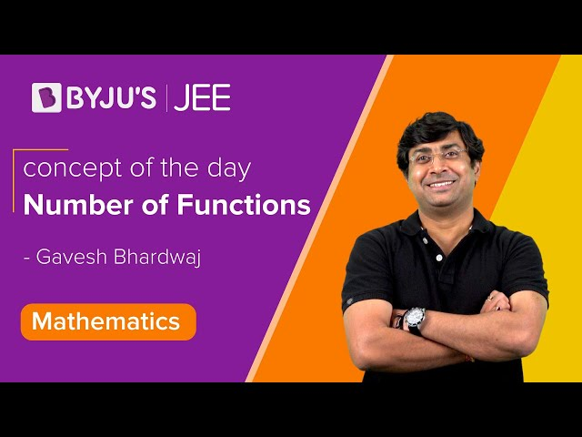 Number of Functions