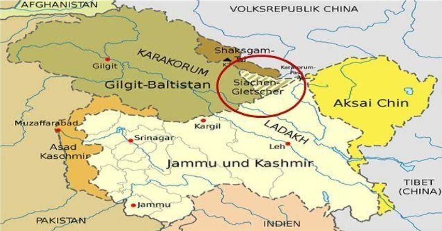 Operation Meghdoot - Siachen