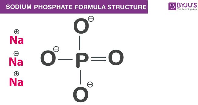 Sodium Phosphate Structure