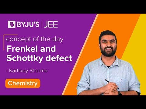 Frenkel and Schottky Defect