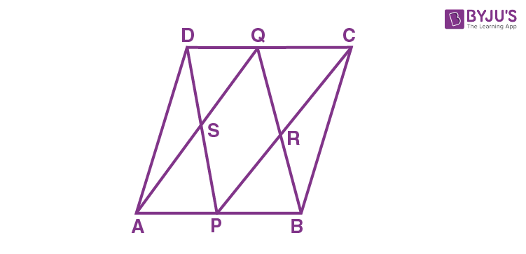 Another Condition for a Quadrilateral to be a Parallelogram - 2