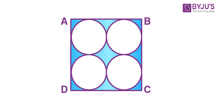 Areas of Combinations of Plane Figures  Example 1