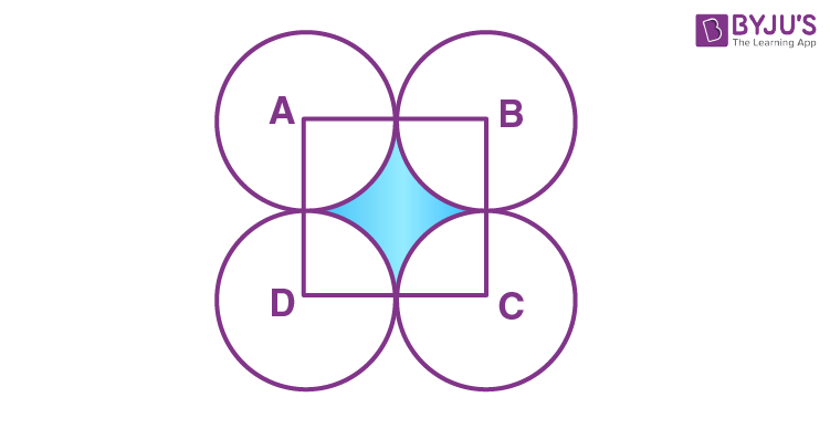 Areas of Combinations of Plane Figures Example 4
