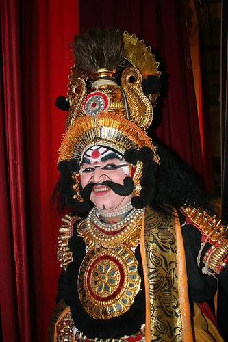 Badagutittu style of Yakshagana