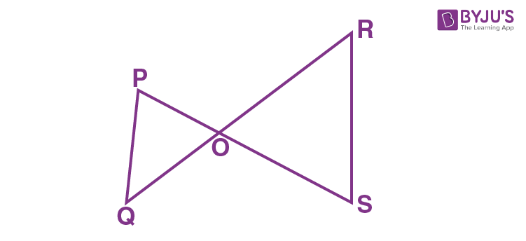 Criteria for Similarity of Triangles Example 2